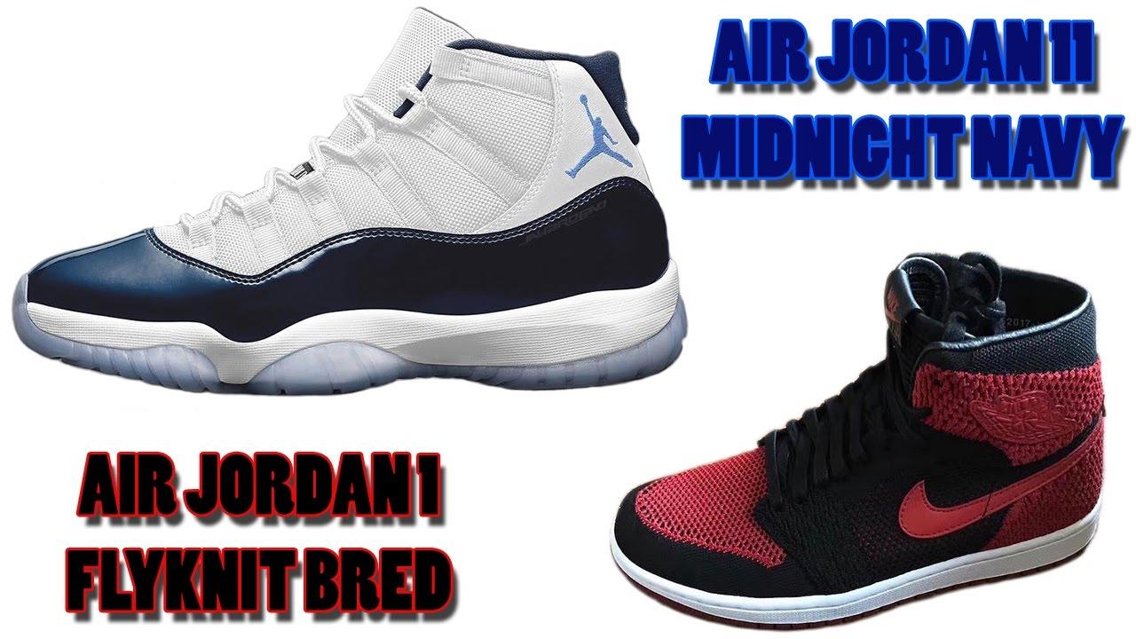 7fed1fbea07b2 Air Jordan 11 MIDNIGHT NAVY First Look
