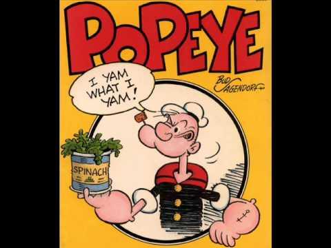 Popeye - HQ Original Theme Tune