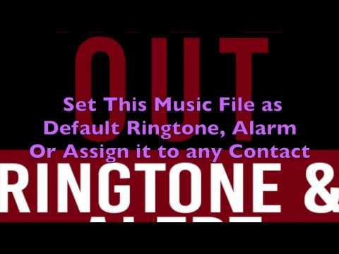 Kid Ink, Tyga, Rich Homie Quan, Wale, YG - Ride Out Ringtone and Alert.