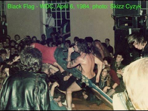 Black Flag - Live '84