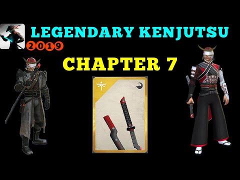 Shadow Fight 3 legendary kenjutsu? kenjutsu evolution