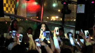 Ciara - Like A Boy (live) Sydney