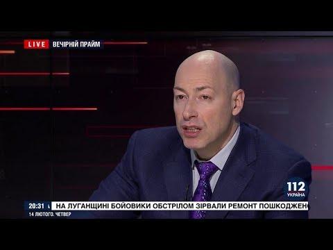 Дмитрий Гордон: Гордон о Михаиле Круге и Александре Абдулове