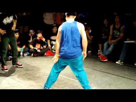 Be.b-boy TOKYO FINAL BATTLE  Coba vs Richi