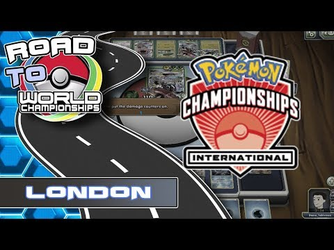 TOP 5 Decks from the London International! [Pokemon TCG Online]