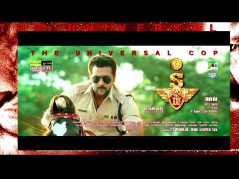 S3 Official Teaser  Tamil - Suriya,