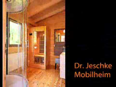 dr jeschke mobilheim qualit ts blockhaus auf r dern youtube. Black Bedroom Furniture Sets. Home Design Ideas