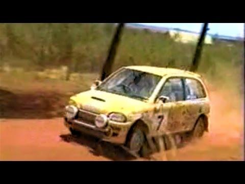 1993 WRC Rd.4 Safari Rally