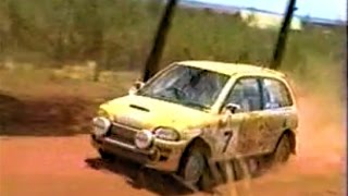 1993 WRC Rd.4 Safari Rally