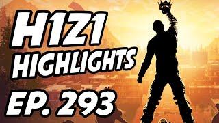 H1Z1 Daily Highlights | Ep. 293 | MoNsTcR, ErycTriceps, H1Z1, GrimmyBear, TTHump, RevengeEUh1