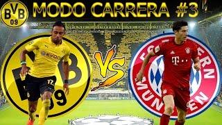 """FIFA 16 - MODO CARRERA DT """"BORUSSIA DORTMUND"""" #3 - CLASICO CONTRA EL BAYERN"""