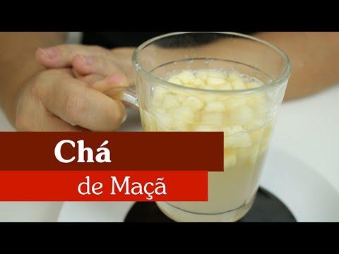 CHÁ DE MAÇÃ COM ESPECIARIAS!