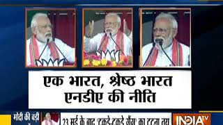 Lok Sabha Elections 2019: Watch non-stop Election News Bulletin