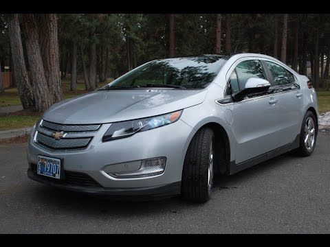 The worst thing about the Chevy Volt