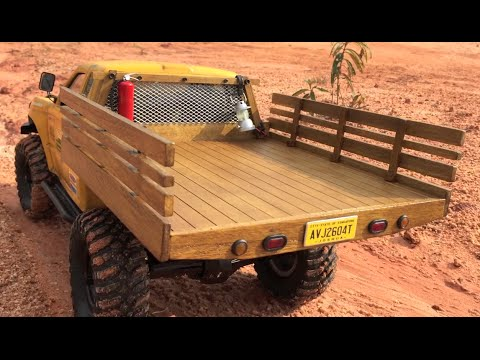 150726 Truck Bed Honcho Build Run