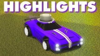 Rocket League | CRAZY Competitive Highlights (Best Goals)