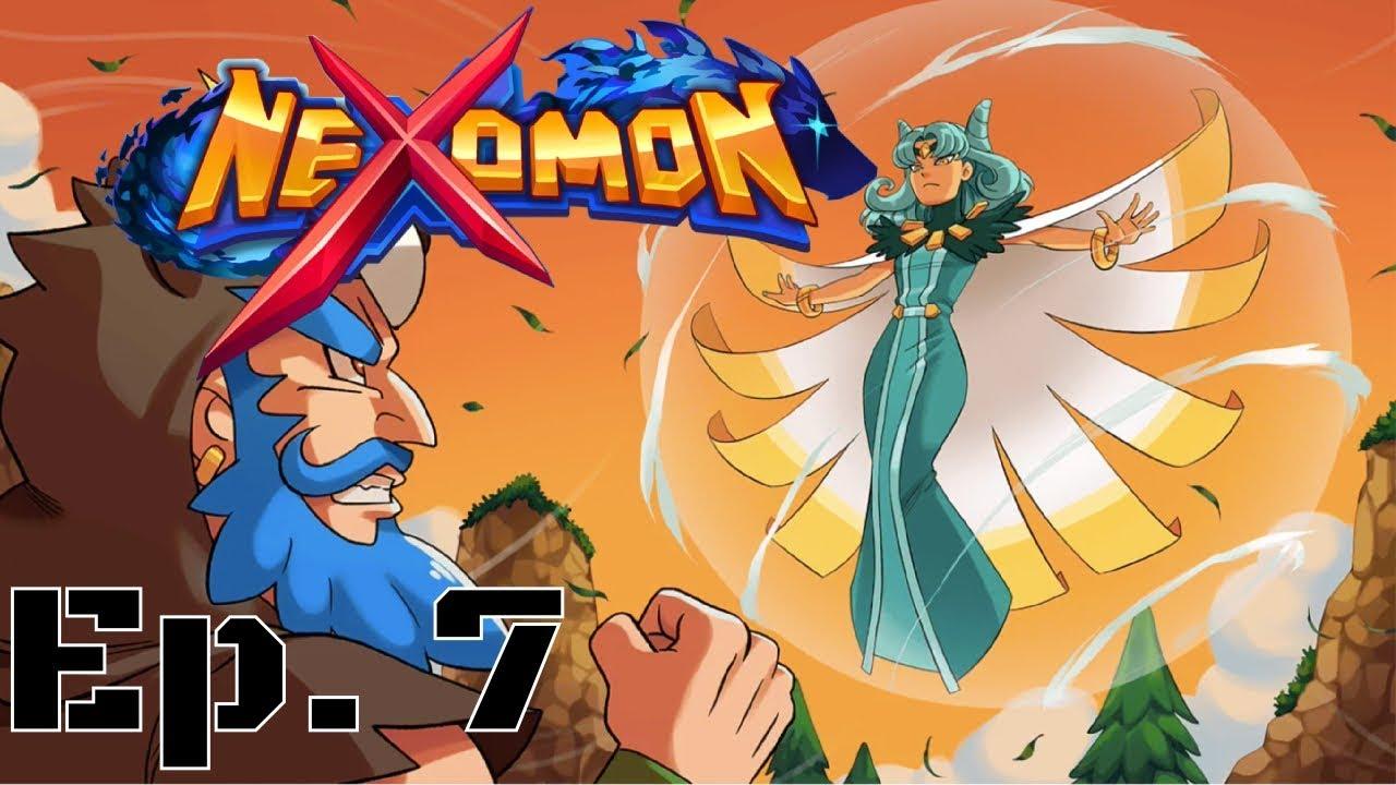 NEXOMON Walkthrough Episode 7: Nadine, the Champion of Wind by lamapolice