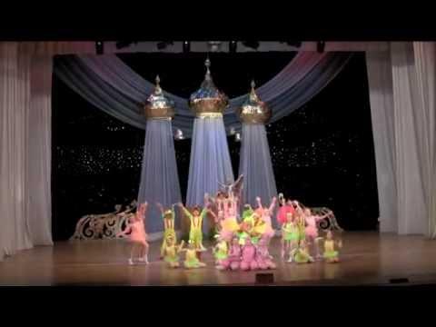 видео: Детский мюзик-холл Чингыли - Птичий двор