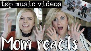 MOM REACTS TO TWENTY ONE PILOTS MUSIC VIDEOS