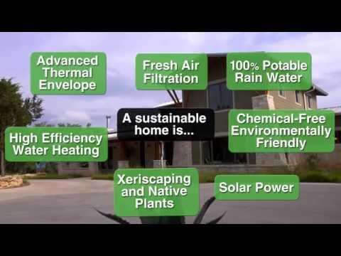 A Sustainable Home Is... By Native Green Construction - Austin, San Antonio, Dallas Texas  (copy)