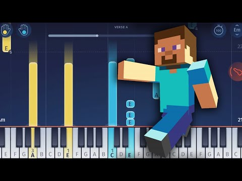 minecraft---sweden---easy-piano-tutorial