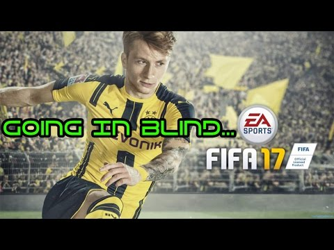 Going In Blind - FIFA 17 - FUT PACKS + MAN U v BARCA