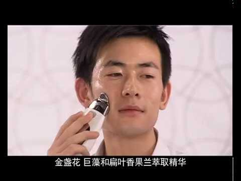 Nu Skin ageLOC修身美顏 Galvanic SPA (第一步:年輕十歲的做臉流程)