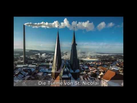 Aringo - Luftbilder aus dem Leinetal von Freden über Alfeld bis nach Gronau