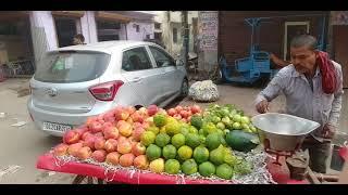 Нью-дели Индия. Прогулка своим ходом - Нищета, трущобы и грязь