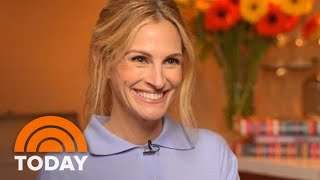 Julia Roberts Opens Up About Fame, Family And New Show 'Homecoming' | TODAY