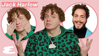 One thing is for sure– jack harlow knows what's poppin'. on this episode or in out, takes everything from touching your face to tank tops, disney+...