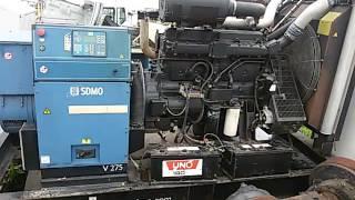 видео Дизельная электростанция SDMO J165K-IV
