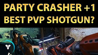 Planet Destiny: Why You Should Own Party Crasher +1