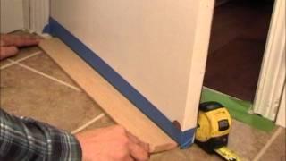 How to Shorten a Door