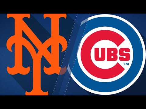 Cubs plate 17 runs in victory over Mets: 9/13/17