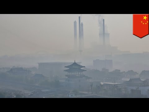 Chinas air quality is deteriorating as winter approaches - TomoNews