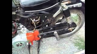 Honda CA95 Benly Dream