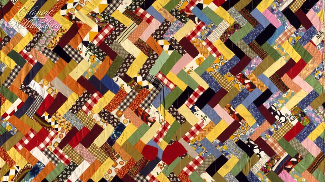 patchwork quilt black history