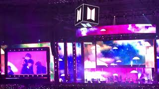 190811 BTS 2019 Lotte Family Concert: Intro + Boy with Luv