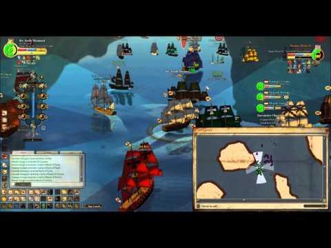 "POTBS| ""The Sun Sets on the British Empire"" - Cartagena Port Battle"
