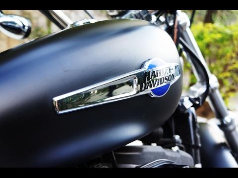 Mostrando minha moto e acessórios - Harley Davidson ( 1200 custom CB)
