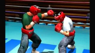 Victorious boxers gameplay part 1