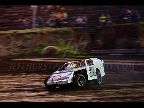 I-77 Speedway 4/29/2017 AMRA Modified group qualifying - Keith Bills - Mike Hurley Motorsports