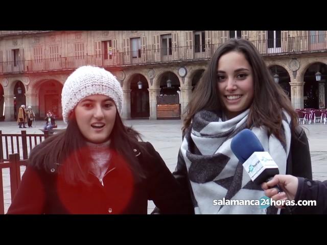 Salamanca 24 horas os desea una FELIZ NAVIDAD