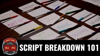 Script Breakdown 101