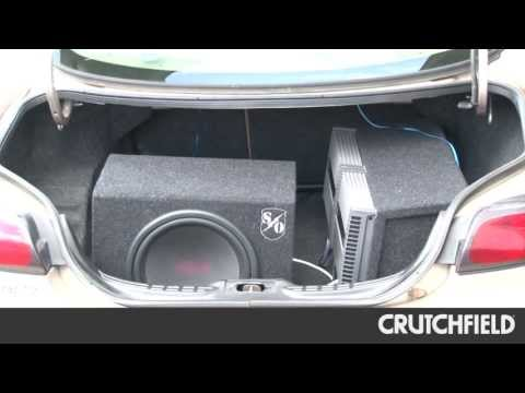 How to Position your Subwoofer for Loud Bass | Crutchfield Video