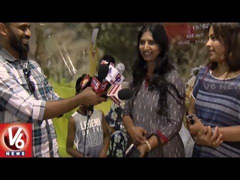 Huge Response For Sammohanam Movie In Dallas | Sudheer Babu | V6 USA NRI News