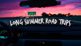Song to make your SUMMER road trips fly by!