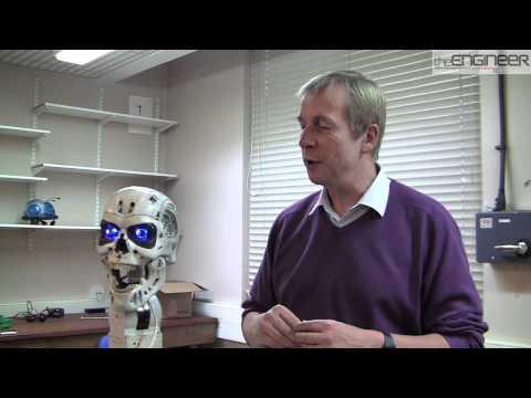 Kevin Warwick discusses his work on robots controlled by living brains