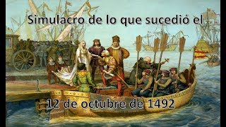 Sucedió el 12 de octubre de 1492
